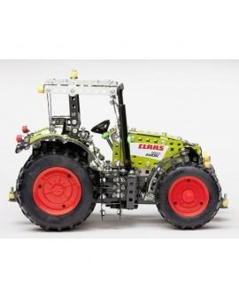Échelle de tracteur Claas AXION 850 pour le montage.