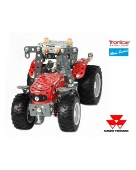 Tracteur échelle Massey Ferguson 5610 et monter