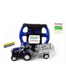 Tracteur à échelle New holland T5 Radiocommande-TR9560-Tronico-agridiver